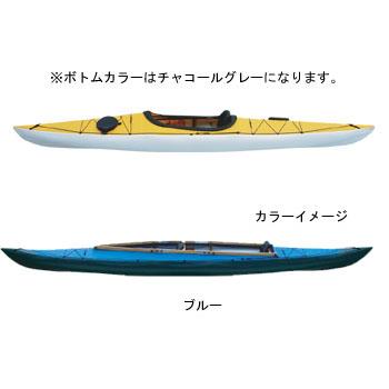 フジタカヌー(FUJITA CANOE) 370 SWIFT(スウィフト) D:ブルーB:チャコールグレー PE-1