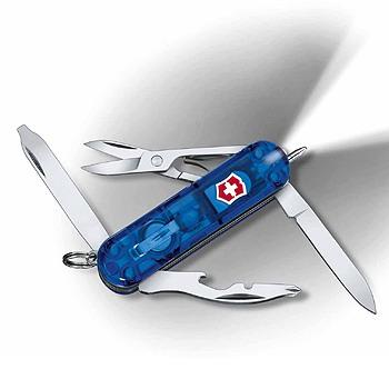 VICTORINOX(ビクトリノックス)  マネージャーライトT2 WL トランスルーセント・ブルー 0.6366.T2 WL