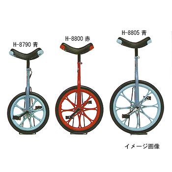 トーエイライト ノーパンク一輪車WB16 H-8790R【代引不可】 赤