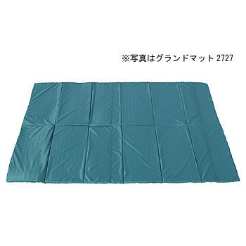 【送料無料】ogawa(小川キャンパル) グランドマット2225 ダークグリーン×ブラック 3848【SMTB】