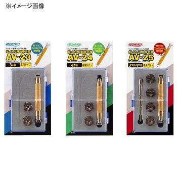 オーナー針 鮎 イカリ用鈎巻き器AV 24セット 9689