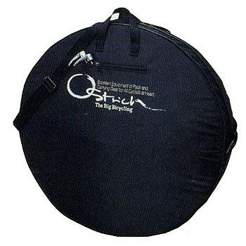 オーストリッチ(OSTRICH) OS-20 ディスクホイールバッグ ブラック
