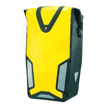 TOPEAK(トピーク) パニア ドライバッグ DX 25L(1個) イエロー BAG26601