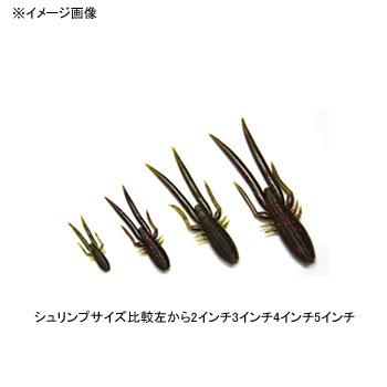 Gary Yamamoto (YAMAMOTO Gary) shrimp 2-inch 325 Brown Indigo / red freak J113-10-325