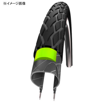 SCHWALBE(シュワルベ) 【正規品】マラソン 26x2.00 ブラックリフレックス 11100143