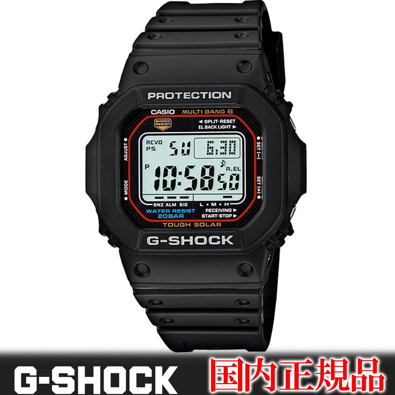 【送料無料】G-SHOCK(ジーショック) 【国内正規品】GW-M5610-1JFソーラー電波【あす楽対応】【SMTB】
