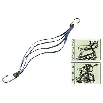 キャプテンスタッグ(CAPTAIN STAG) フラットコード<ファミリーバイク・自転車用> M-7439