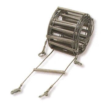 CAMP(カンプ) ワイヤーハシゴ 10m 5026800