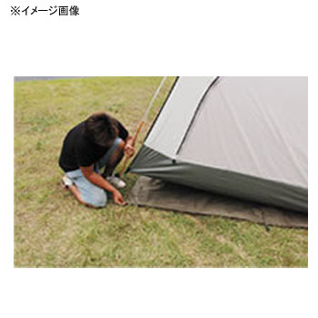 ogawa(小川キャンパル) PVCマルチシート パラディオ56用 チャコールグレー 1409