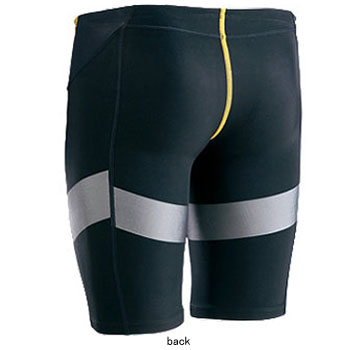 亞瑟士(asics)AMA523遊泳服裝Junior's 130 90(黑色)