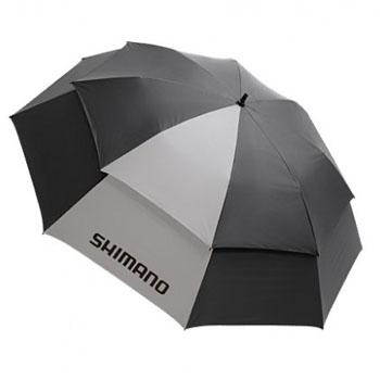 シマノ(SHIMANO) PS-021I 角度チェンジャー付きパラソル ブラック×シルバー