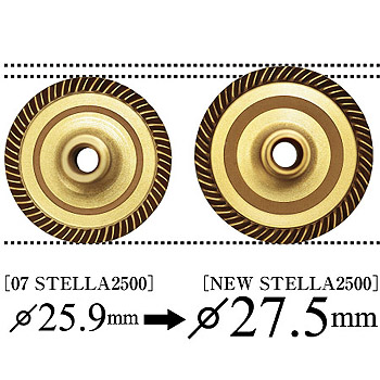 Shimano(SHIMANO)10斯蒂拉3000HG