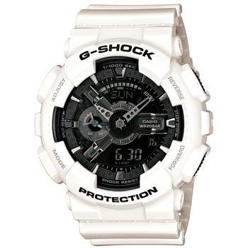 G-SHOCK(ジーショック) 【国内正規品】GA-110GW-7AJF ホワイト