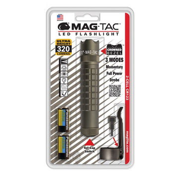 マグライト MAG-TAC Cベゼル SG2LRB6 フォレッジグリーン