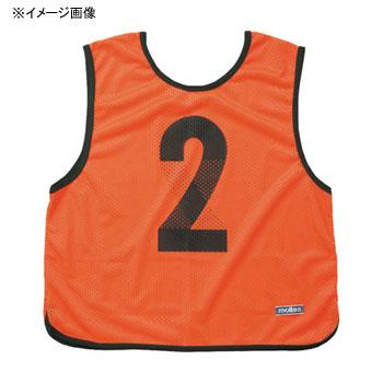 モルテン(molten) MRT-GB0013 ゲームベスト 5 (35)蛍光オレンジ