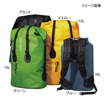 SEAL LINE(シールライン) バウンダリーパック 35L ブラック 32481