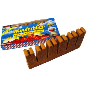 directdesigns(ダイレクトデザイン) Wunderblitz マッチがいらない着火剤