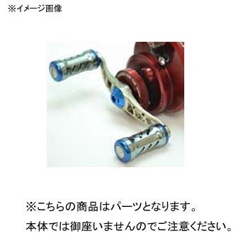 リブレ(LIVRE) フルコンプ クランク 黒鯛工房用 85mm TIB(チタン×ブルー) FKKK85-A0-TIB