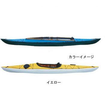 フジタカヌー(FUJITA CANOE) 470 NOAH(ノア) D:イエローB:チャコールグレー PE-2