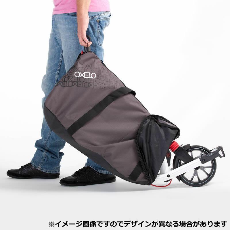 oxelo(okusero)TOWN滑板车情况ORANGE/GREY 8240791-1610180