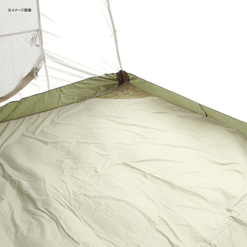 ロゴス(LOGOS) テントぴったり防水マット XL 71809605