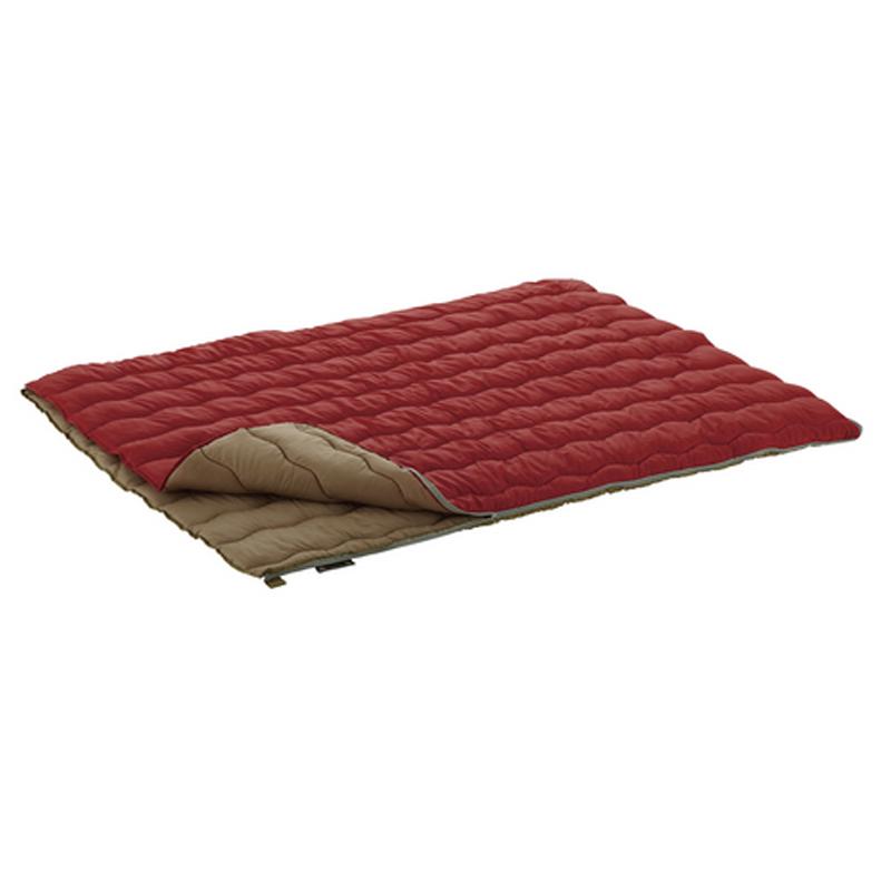 【送料無料】ロゴス(LOGOS) 2in1・Wサイズ丸洗い寝袋・0 72600690【あす楽対応】