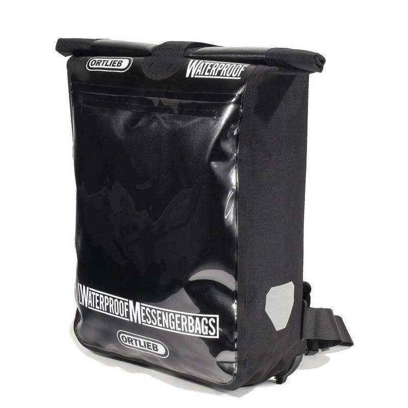 【送料無料】ORTLIEB(オルトリーブ) メッセンジャーバッグ プロ 防水IP64 39L ブラック F2201【SMTB】