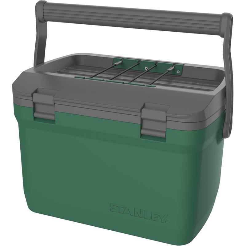 【送料無料】STANLEY(スタンレー) Lunch Cooler クーラーBOX 15.1L グリーン 01623-004【あす楽対応】【SMTB】