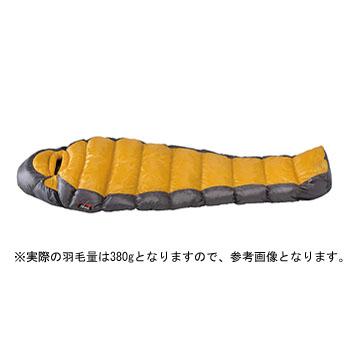 【送料無料】ナンガ(NANGA) UDD BAG380 レギュラー YELL
