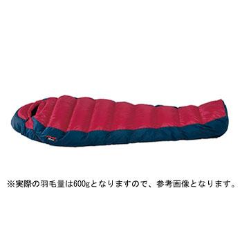 ナンガ(NANGA) オーロラライト600DX ショート RED