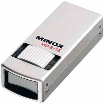 MINOX(ミノックス) MD8×16 シルバー