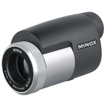MINOX(ミノックス) マクロスコープMS 8×25 ブラック×シルバー