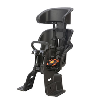 OGK(オージーケー) FBC-011DX3 ヘッドレスト付コンフォートフロント子供のせ ブラック×ブラック 18009
