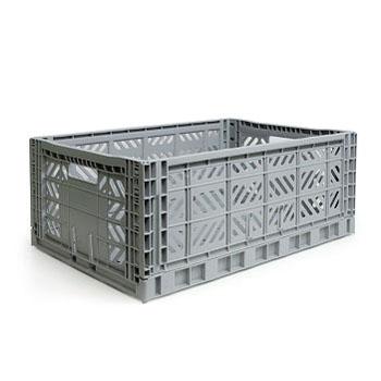 エーワイ・カーサ(Ay Kasa) MULTI WAY MAXI BOX(マルチウェイ マキシボックス) 44.29L グレイ