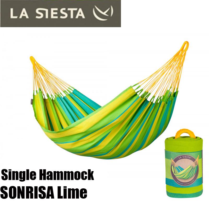 【送料無料】ラ シエスタ(LA SIESTA) SONRISA lime(ソンリサ・ライム) SNH14-4