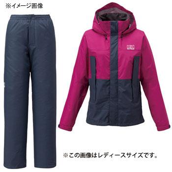 HELLY HANSEN(ヘリーハンセン) HOE11401 Helly Rain Suit(ヘリー レインスーツ) Men's L P(パープル)