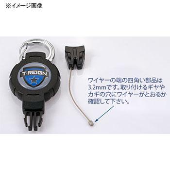 ティーレイン(T-REIGN) リトラクター ストラップ MD ブラック TRG4230000