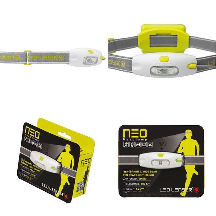 LED LENSER(レッドレンザー) NEO イエロー 6114