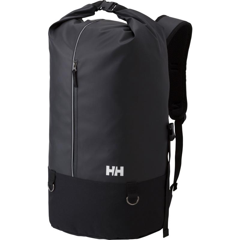 HELLY HANSEN(ヘリーハンセン) AKER ROLL PACK 30L K(ブラック) HY91721
