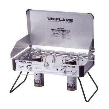 ユニフレーム(UNIFLAME) ツインバーナー US-1900 610305