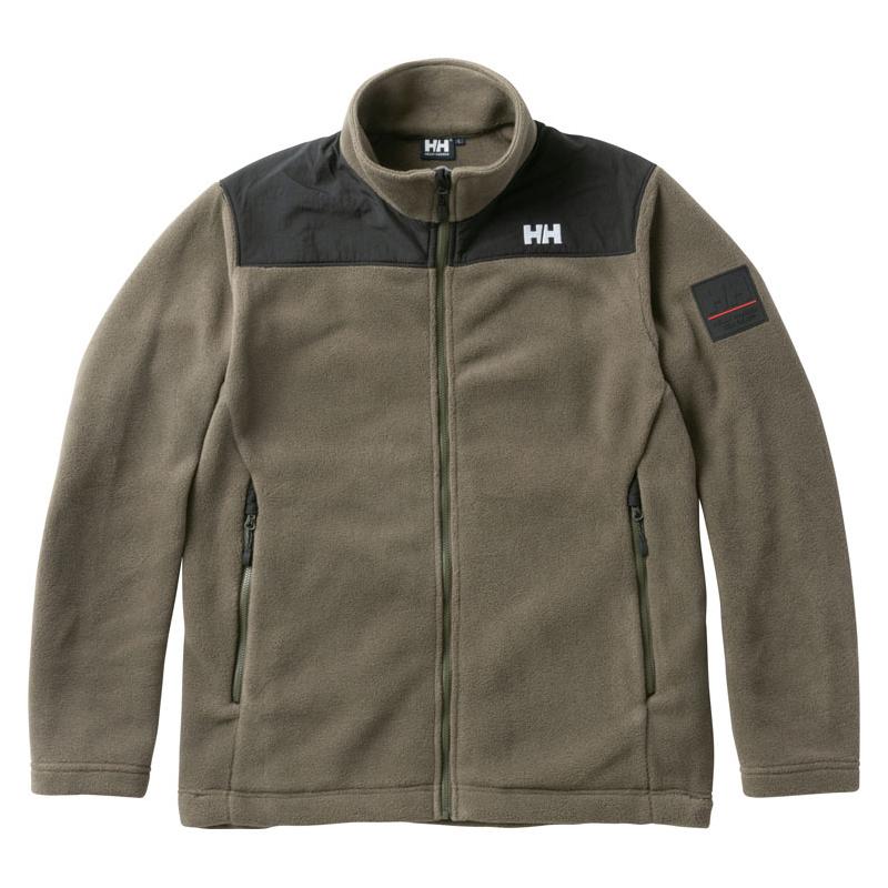 HELLY HANSEN(ヘリーハンセン) HH51852 ハイドロ ミッドレイヤー ジャケット Men's M CG(シダーグリーン) HH51852