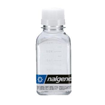nalgene(ナルゲン) ナルゲン 細口角透明ボトル 250ml 91109