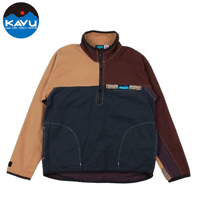 KAVU(カブー) Throw Shirts(スローシャツ) M Ugly(アグリー) 11863513800005