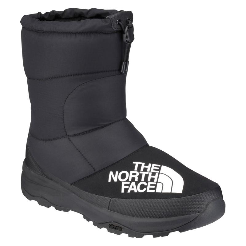 THE NORTH FACE(ザ・ノースフェイス) NUPTSE DOWN BOOTIE(ヌプシ ダウン ブーティー) 8/26.0cm KK(TNFブラック×ブラック) NF51877