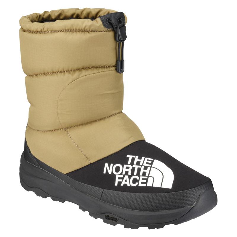THE NORTH FACE(ザ・ノースフェイス) NUPTSE DOWN BOOTIE(ヌプシ ダウン ブーティー) 9/27.0cm KH(フィアグリーン×ブラック) NF51877