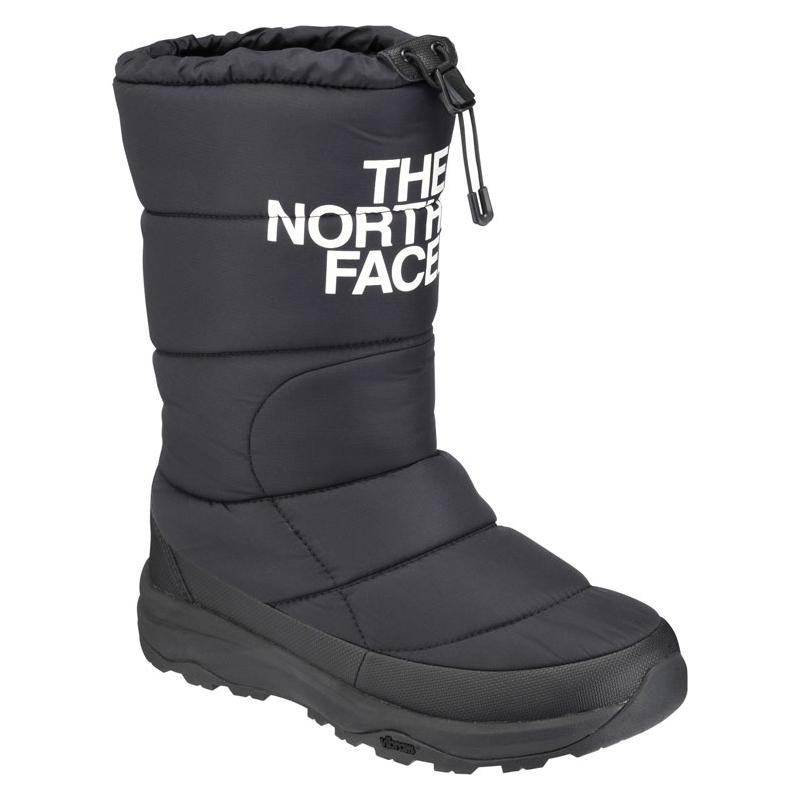 THE NORTH FACE(ザ・ノースフェイス) NUPTSE BOOTIE WP VI TALL(ヌプシブーティーウォータープルーフ VIトール) 8/26.0cm KW(TNFブラック/ホワイト) NF51872