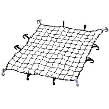 IN526-5 バゲッジネット L 100×100cm ブラック