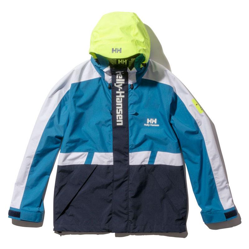 HELLY HANSEN(ヘリーハンセン) FORMULA LIGHT JACKET(フォーミュラー ライト ジャケット) Men's L SK(スカイブルー) HH11901