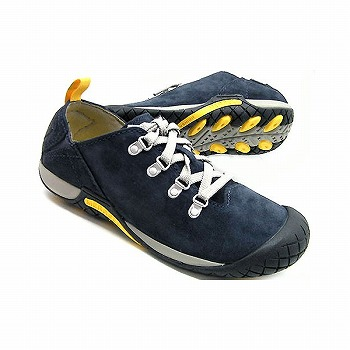 MERRELL(メレル) PATHWAY LACE 9.5 (00)NAVY MFW-M575517
