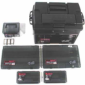 メイホウ(MEIHO) ★メイホウ VS-8050コンプリートセット(特別6点セット)★ スモークブラック